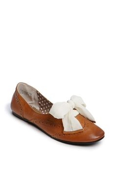 BP. 'Paxton' Oxford Flat available at #Nordstrom