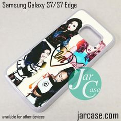 Little Mix (6) Phone Case for Samsung Galaxy S7 & S7 Edge