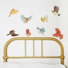 Wall Decals Birds