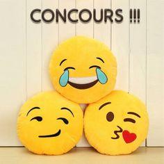 Concours Coussins Emoji http://ift.tt/1K5bKeO