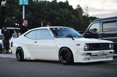 Toyota Corolla ke35 sports coupe