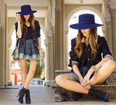 Get this look: http://lb.nu/look/6435372  More looks by Flávia Desgranges van der Linden: http://lb.nu/fashioncoolture  Items in this look:  Gap Jacket, Kill City Skirt