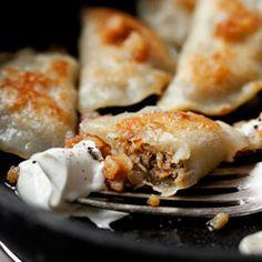 Recipe for pierogi dough