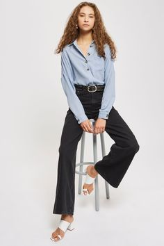 Lightweight Casual Shirt - New In Fashion - New In - Topshop USA