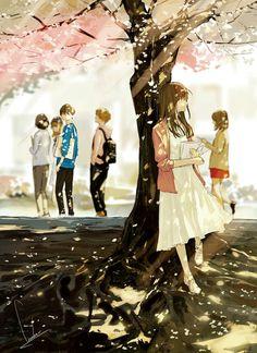 anime, art, and boy image Zutto Mae kara Suki deshita Movie Cute Couple Art, Anime Love Couple, Cute Anime Couples, Manga Anime, Manga Art, Otaku Anime, Anime Naruto, Arte Do Kawaii, Kawaii Anime