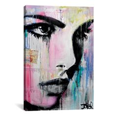 View LOUI JOVER's Artwork on Saatchi Art. Find art for sale at great prices from artists including Paintings, Photography, Sculpture, and Prints by Top Emerging Artists like LOUI JOVER. Arte Pop, Painting & Drawing, Painting Prints, Art Prints, Art Paintings, Drawing Eyes, Framed Prints, Canvas Prints, Portrait Paintings
