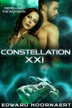 Constellation XXI by Edward Hoornaert - Rediscovering Love at the Worst Possible Time. Science Fiction Romance on SFR Station. Science Fiction, Job Guide, Gallows Humor, Romance, Call Her, Book Lists, Constellations, Indie, Sci Fi