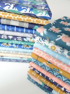 Brave fabric collection by Hawthorne Threads