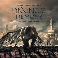 Sparks & Shadows announces the release of the 'Davinci's Demons' - Season 3 soundtrack, featuring music by Bear McCreary. The first 360 people who purchase the CD through www.lalalandrecords.com will receive their copy autographed by Bear McCreary. http://krakowerpolingpr.tumblr.com/post/131619687291/pr-da-vincis-demons-season-3-and-collectors