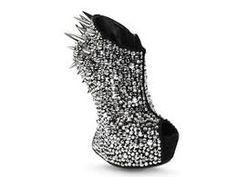 Resultado de imagen para zapatoss raros de lady gaga