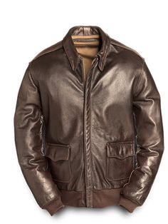 Berylez A2 Bomber Flight Jacket