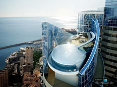 @expensivehomes: The small country of Monaco maybe is home to the world's most expensive penthouse. This penthouse is evaluated in $387 million and it is embraced by a country with luxury roots like luxurious casinos, yachts, cars and that receives really important and exciting events like Formula 1 One Grand Prix, Monte-Carlos Arts Festival and the Rolex Tennis Master.  ➤ To see more news about The Most Expensive Homes around the world visit us at www.themostexpensivehomes.com…