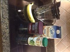 post workout smoothie banana peanut butter