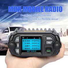 11 Best ZASTONE MP380 25W Mobile Radio images in 2018 | Two