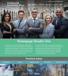 Law Firm Website Design Layouts - The Modern Firm Website Design Layout, Design Layouts, Web Design, Blog Design, Design Ideas, Law Web, Law Firm Website, Labor Law, Web Inspiration