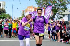 Completing a marathon is an accomplishment for anyone. But it's particularly incredible if you're a 92-year-old three-time cancer survivor like Harriette Thompson.