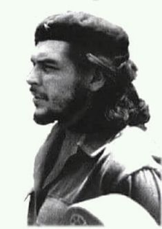 che (you have to watch Motorcycle Diaries to understand this man. The CIA had him killed) Che Guevara Images, Colorized History, Vintage Cuba, Ernesto Che Guevara, Fidel Castro, Free Mind, African Print Dresses, Male Figure, Portrait Art