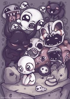 Reddit: The Binding of Isaac