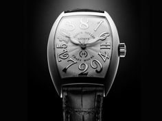 Franck Muller Crazy Hours white gold year 2013