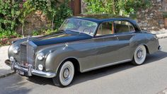 1956 Sports Saloon by James Young with tail-fins (chassis LSYB114, body 4016, design SC10)