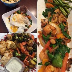 #whole60 Rd2D57 #breakfast 2 fried eggs sweet potato hash turkey sausage fruit and lemon water #lunch coconut crusted chicken strips roasted veggies and #dumpranch  #dinner shrimp stir fry and asparagus #ipaleo #januarywhole30 #lifeafterwhole30 #glutenfreeliving #paleo #paleofood #paleolife #iamwhole30 #whole30 #whole30challenge #whole30homies #glutenfree #glutenfreelife #cavemandiet #cleaneating by shasta2boys