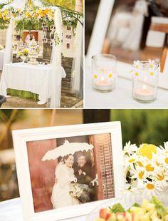 40th Wedding Anniversary {Backyard Garden Party}
