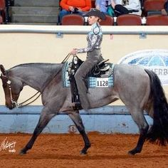 How to Ride Perfect Circles with Gretchen Mathes - GoHorseShow Western Show Clothes, Horse Show Clothes, Riding Clothes, Rodeo Clothes, Riding Gear, Trail Riding, Western Horsemanship, Horsemanship Patterns, Western Pleasure Horses