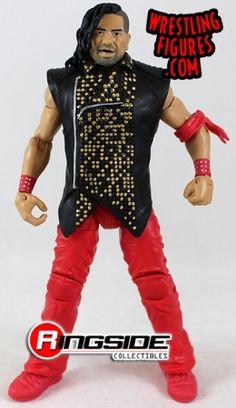 WWE Defining Moments Shinsuke Nakamura- Wrestling Action Figure