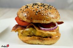 Lecker muss es sein!: #Rezept #Chili #Burger