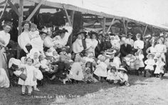 604 Lincoln County baby show, 1909 (Oregon Digital) Newport Oregon, Historical Pictures, Oregon Coast, Pacific Northwest, North West, Lincoln, Past, History, Digital