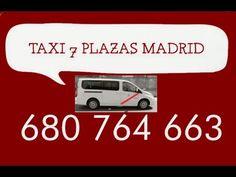 TAXI 7 PLAZAS RESERVA   VALLECAS   MADRID