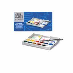 Coffret de poche Cotman Sketchers  Pocket Box de Winsor   Newton (12 1  008086d32094