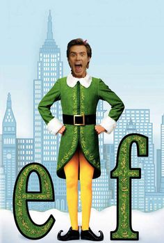 """18 Things You Probably Didn't Know About The Movie """"Elf"""" - BuzzFeed"""