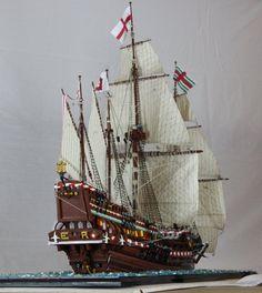 English ship Revenge