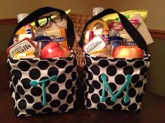 Thirty-One Littles Caddy .... Makes a great little gift bag! :)