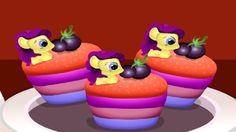 Em Cupcakes do My Little Pony, hoje vai ter uma grande festa com as garotas de My Little Pony e você está convidada a participar desta festa. Elas vão precisa de sua ajuda para preparar cupcakes no tema My Little Pony. Então, junte-se a elas e faça o melhor cupcake de todos e depois decore com My Little Pony. Divirta-se jogando com My Little Pony!