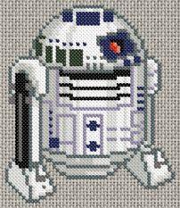 R2D2 stitch pattern