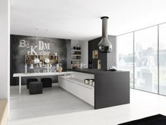Inspiring Modern Minimalist Kitchen Room For Your ...