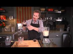 Soy Milk Ice Chocolate Coffee from P. Allen Smith