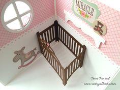Pop-Up Crib Card Tutorial with Traci » Lori Whitlock