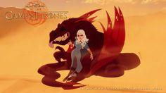 """Disney's """"Game of Thrones"""""""