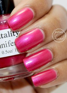 Mentality-Jennifer swatch by Refined and Polished. Thanks!