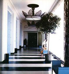 Dorothy Draper, Greenbrier Hotel