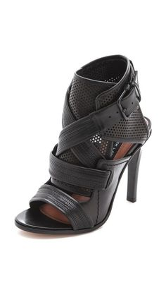 Derek Lam Beau Heeled Sandals - I <3 these shoes alot! Is it wrong that I want to remortgage my house to buy them?????