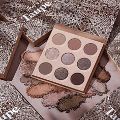 That's Taupe Eyeshadow Palette | ColourPop