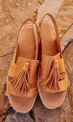 Ane sandal - Plümo Ltd