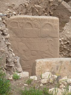 View from Gobekli Tepe, World's Oldest Temple. BC 9000 Human History Starts...