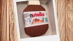 Superfan Sarona is weer druk bezig geweest en heeft dit keer een Nutella taart gemaakt!