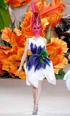 Dior - Paris Fashion Week Autumn-Winter Collection 2010-2011
