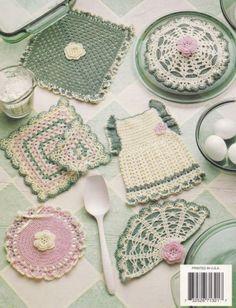 Heirloom-Potholders-Annies-Attic-Home-Decor-Crochet-Pattern-Booklet-871321